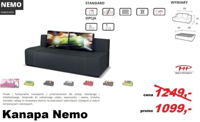 kanapa Nemo